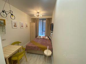 1 комнатная квартира Серебрякова