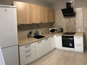 1 комнатная квартира около метро Приморская