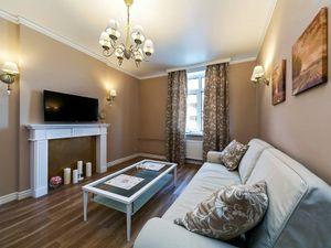 Уютная квартира в стиле Parisienne