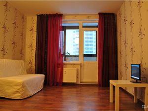 1 комнатная квартира Шувалова