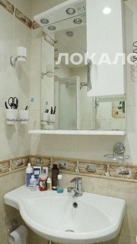 Сдается однокомнатная квартира на Москва, Большая Филёвская ул., 23к6, метро Багратионовская, г. Москва