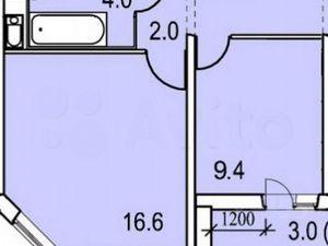 1 комнатная квартира на метро Ховрино